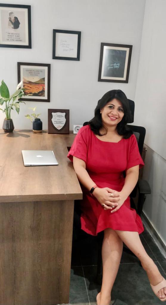 """Ms. Monika Kaddiyala, MD & Co-Owner, Astra Immigration Services"""